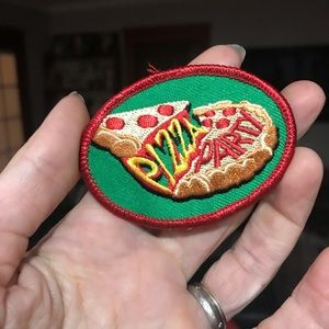 Pizza 🍕 Party 🎉 Patch